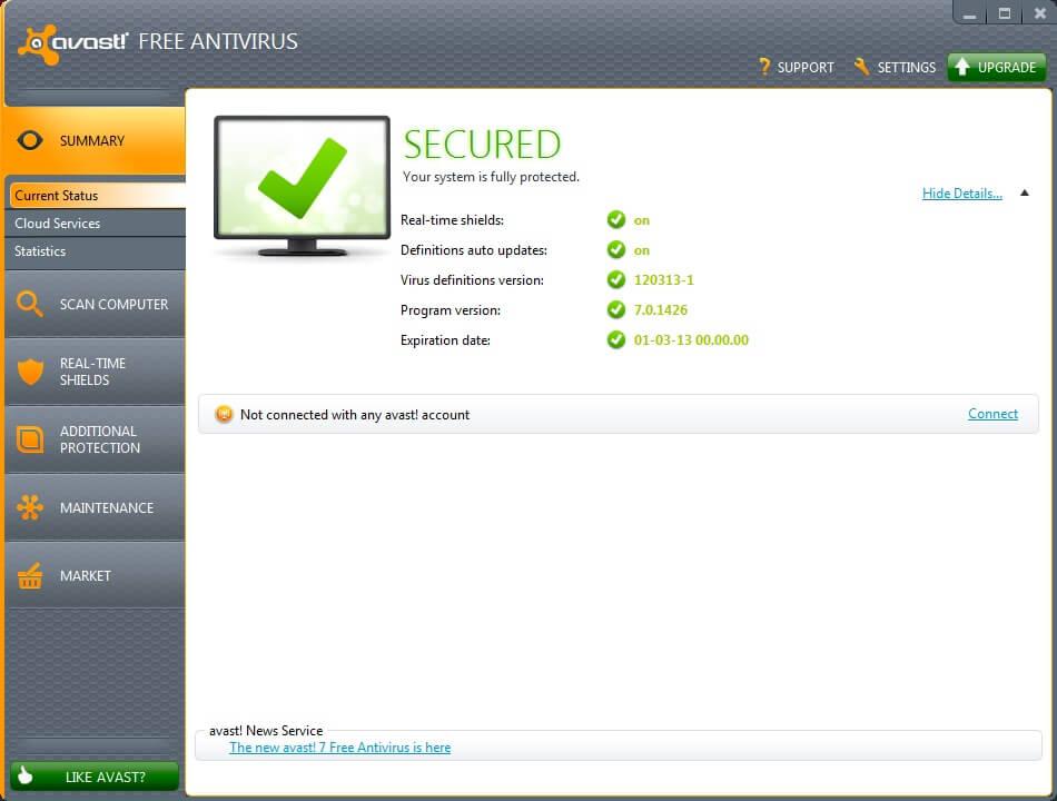Download Avast Antivirus License Key Free
