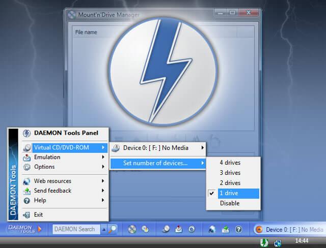 Daemon Tools Serial Number Free full version for windows