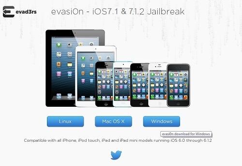 Download Evasi0n Jailbreak iOS 13.5.1 Full UnTethered Free