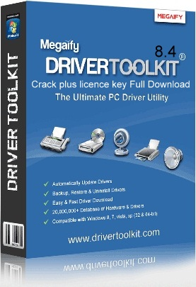 Driver Toolkit 8.6.0.1 Crack with License Key Generator (2020)