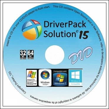 DriverPack Solution 15 ISO Highly Compressed Free Download