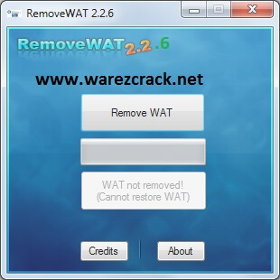 RemoveWAT 2.2.6.0 Windows 7 Activator Free Download