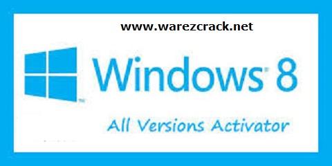 Windows 8 Activation Crack All Versions 2020 Download