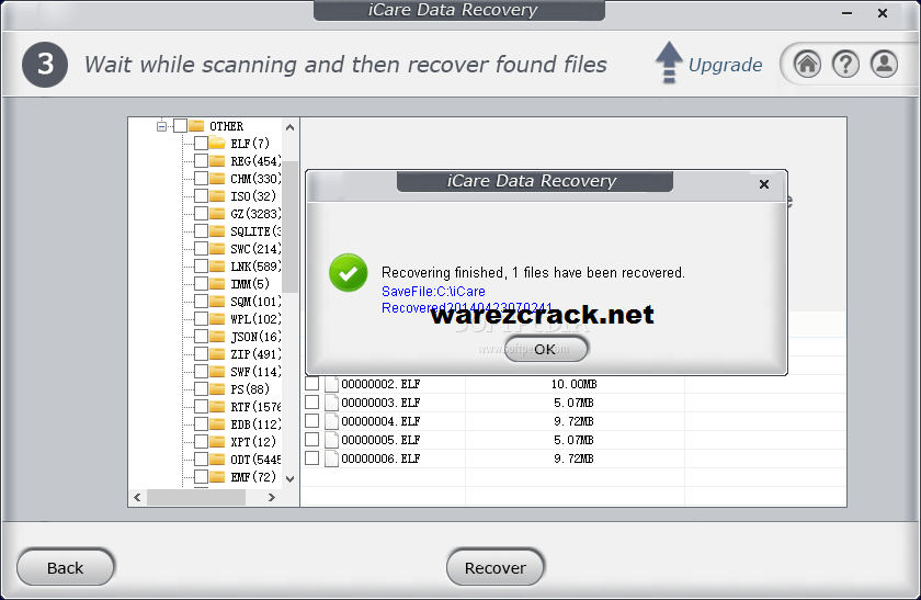 icare data recovery pro crack key