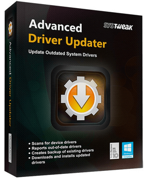 Advanced Driver Updater 2.1 Patch with Activation key Free Download