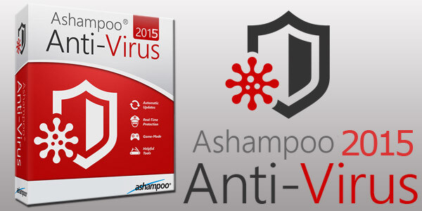 Ashampoo Antivirus 2015 Crack Keygen plus Serial Key Free