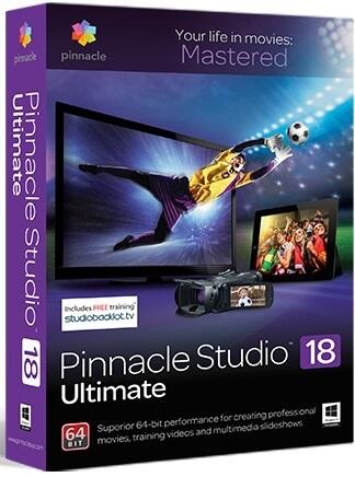 Corel Pinnacle Studio 18.1.0 Ultimate Keygen serial key Free
