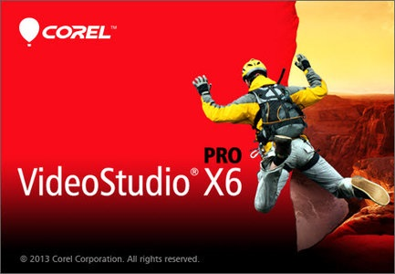 Corel VideoStudio Pro X6 Keygen Crack plus Serial key Free