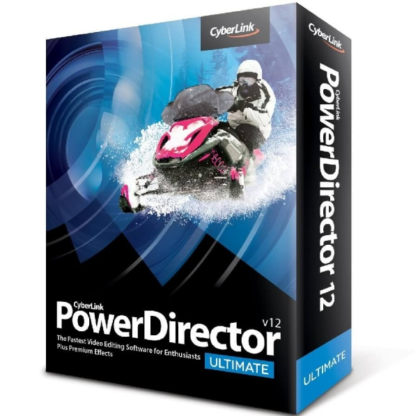 Cyberlink PowerDirector 12 Ultimate Crack, Serial key Free