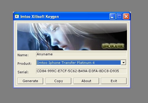 Imtoo Xilisoft All Products Patch plus product keys Full free Download