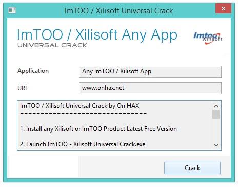 Imtoo Xilisoft All Products Universal Crack plus Keygen Full free Download