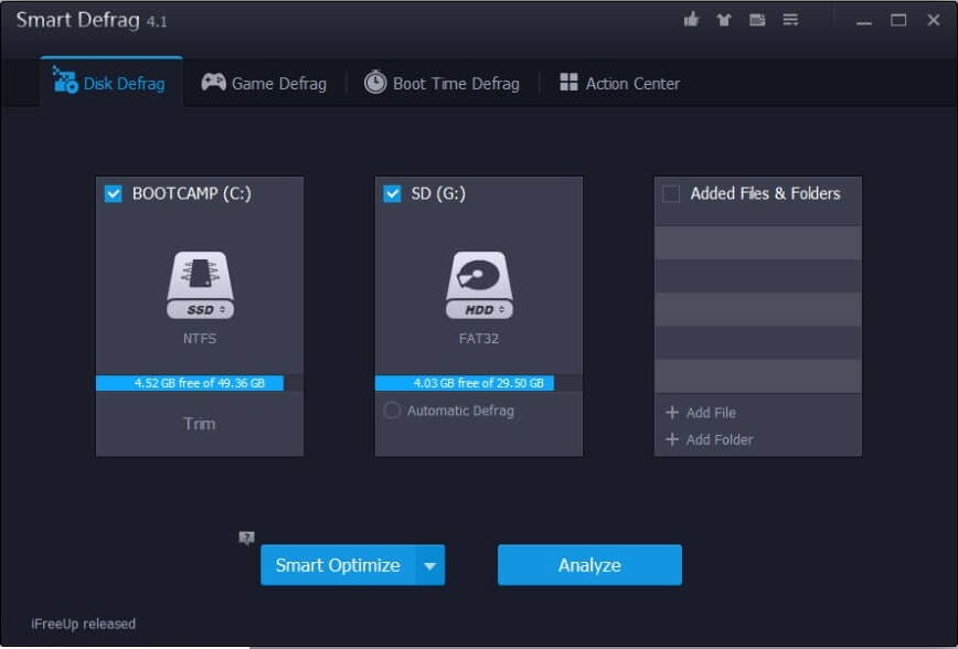 IObit Smart Defrag Pro 6.6.0.66 Keygen plus Activation key