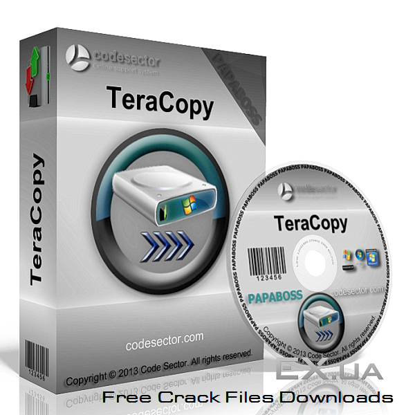 Latest TeraCopy Pro 2.3 Crack Free Download