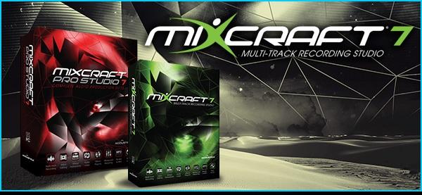 Mixcraft 7 Registration code with Full keygen Free Download