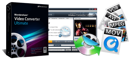Wondershare Video Converter Ultimate Registration Code