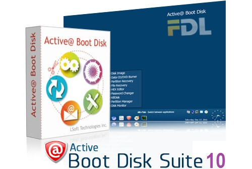 Active Boot Disk Suite Crack with Registration key Full Version