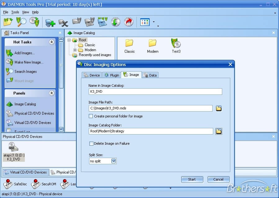 Daemon Tools Lite Crack & Serial Number Free Download