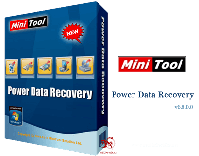 Minitool Power Data Recovery Serial Key Free Download