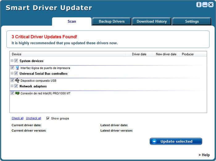 Smart Driver Updater License key with Crack Full Download Free