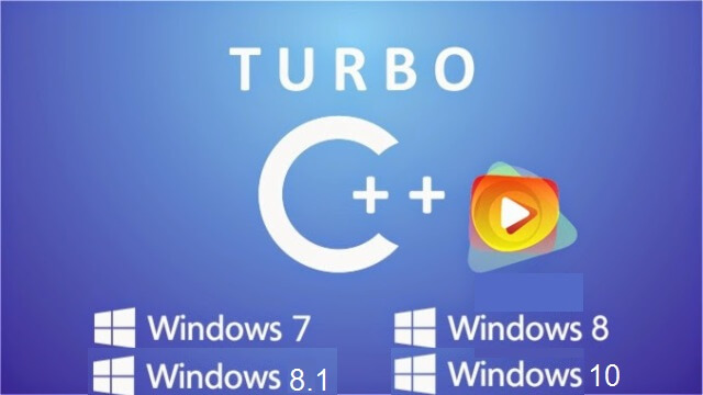 TurboC++ for Windows 8 64 bit & 32 bit Download Free