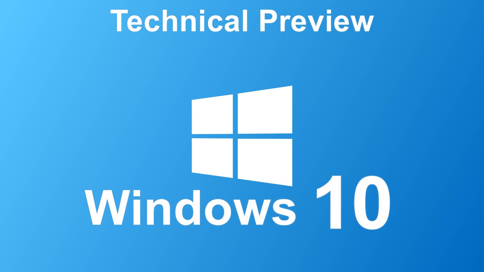 Windows 10 Technical Preview Build 10041 inl Key Free Download