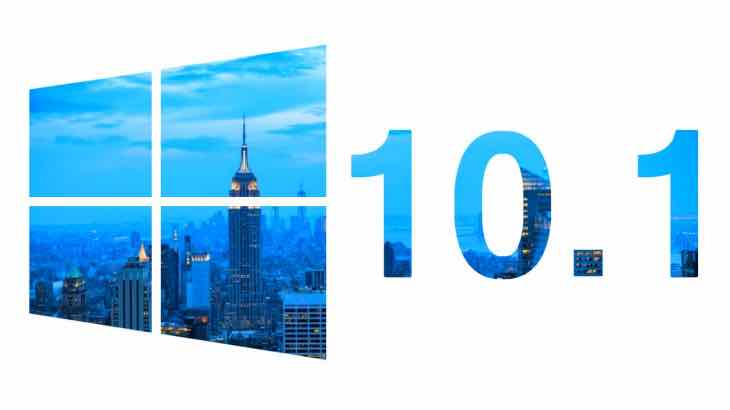 Windows 10.1 Update Free Download for PC plus iOS Devices