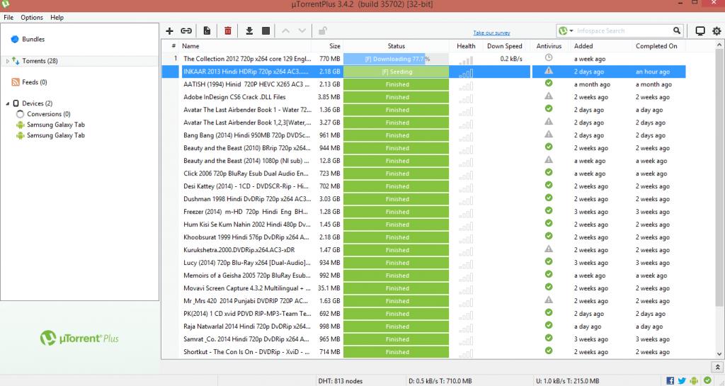 uTorrent Pro 3.5.5 Build 45966 Crack + Portable [2021] Latest