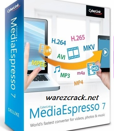 Cyberlink MediaEspresso 7 Crack with Serial Key Download