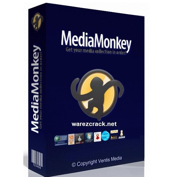 MediaMonkey Gold Crack With Serial Key