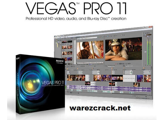 Sony Vegas Pro 11-12 Serial Number and Keygen Free Download