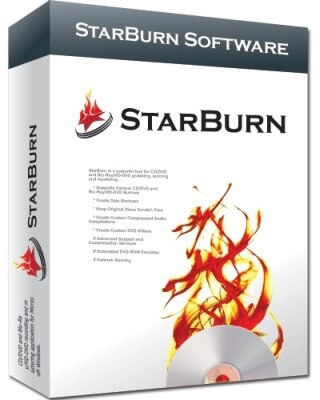 StarBurn 15.2 Portable with Serial key Crack Full Download
