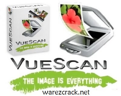 VueScan Pro 9.5.28 with Keygen plus Crack Full Download