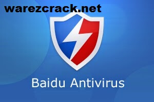 Baidu Antivirus 2016 Crack Serial Key Free