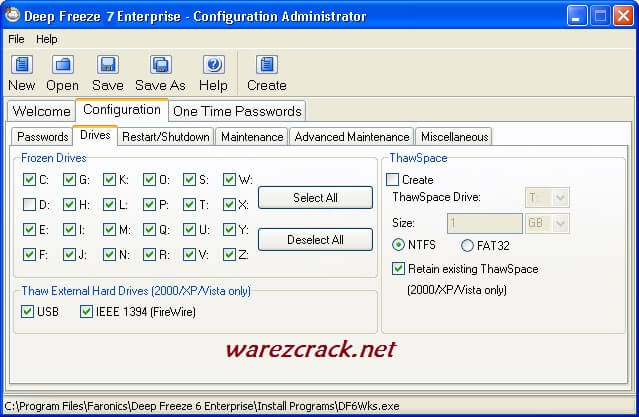 Free download deep freeze for windows 7 full crack gunahon ka.