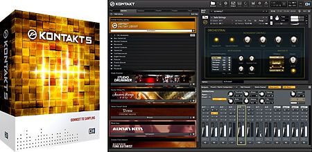 Kontakt 5 Crack for Mac + Torrent Free Download