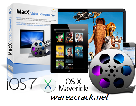 MacX Video Converter Pro License Code + Serial Number Free