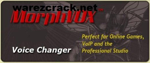 MorphVOX Crack with Serial key Free