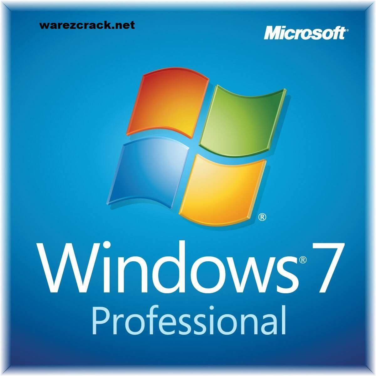 crack windows 7 professional