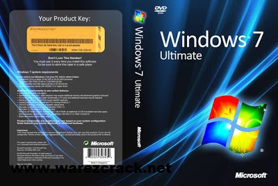 Windows 7 Ultimate 64/32 Bit Genuine Product Key Free