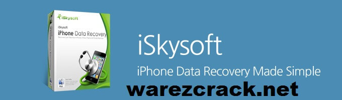 iSkySoft Data Recovery Crack with Serial Key Download Free