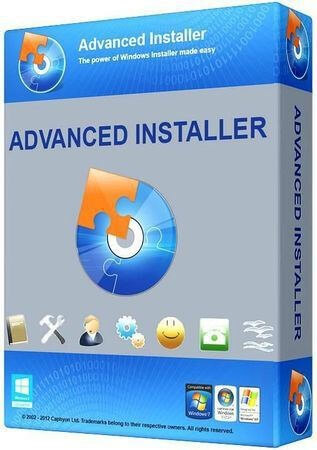 Advanced Installer Architect 12.2 Full Patch (Build 64035)