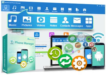 Apowersoft Phone Manager 2.3.0 Crack With Serial Keys