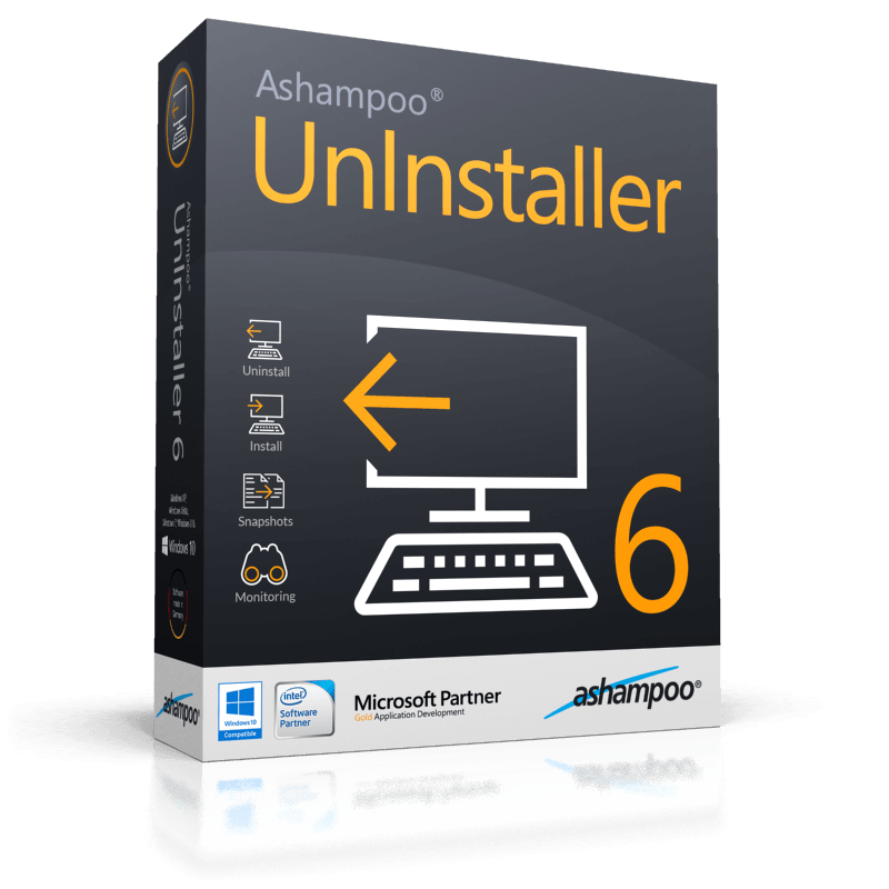 Ashampoo UnInstaller 6 Crack and keygen Free Download