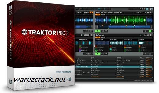 Native Instruments TRAKTOR Pro 2.9.0 Crack Mac x86x64 Free