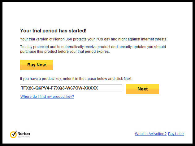 Norton Internet Security Product Key Generator Free