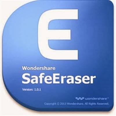 Wondershare SafeEraser 4.8.1 Crack incl License Code Free