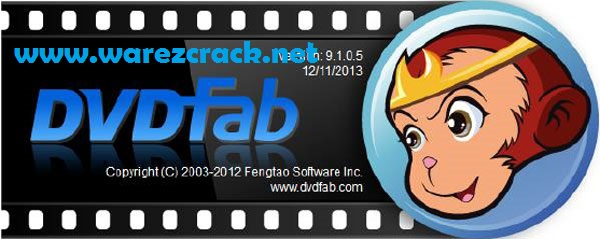 DVDFab 9 Crack with Registration key 2015 Free Download