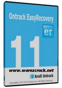OnTrack EasyRecovery Enterprise v11.1 Keygen + Activation Code