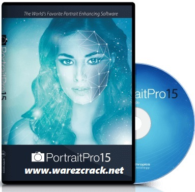 PortraitPro 15 Crack Keygen + Serial Key Full Free Download