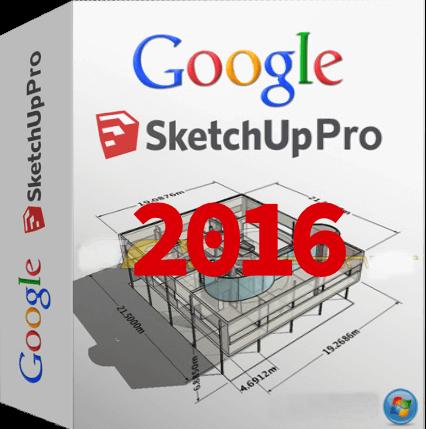 SketchUp Pro 2016 Crack incl License Key Download Free
